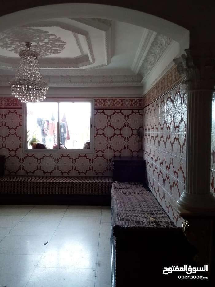 شقة للبيع على شارع محمد زفزاف الرامواي