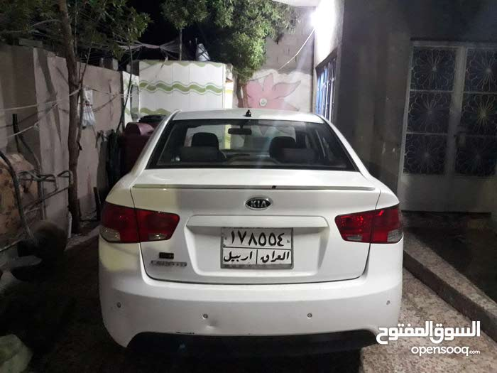 Used Kia Cerato in Basra