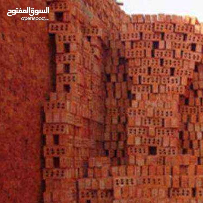 مشروع استثماري ضخم مصنع طوب بمساحه 31500