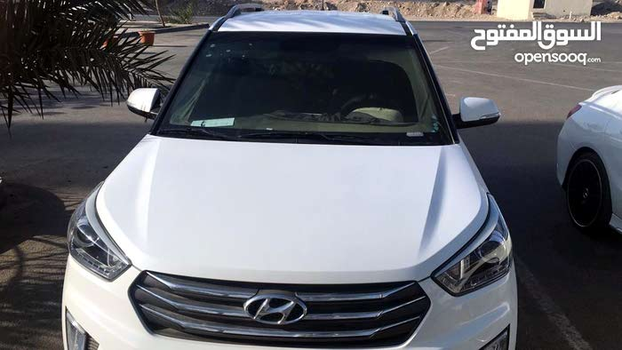 Used condition Hyundai Creta 2018 with 10,000 - 19,999 km mileage