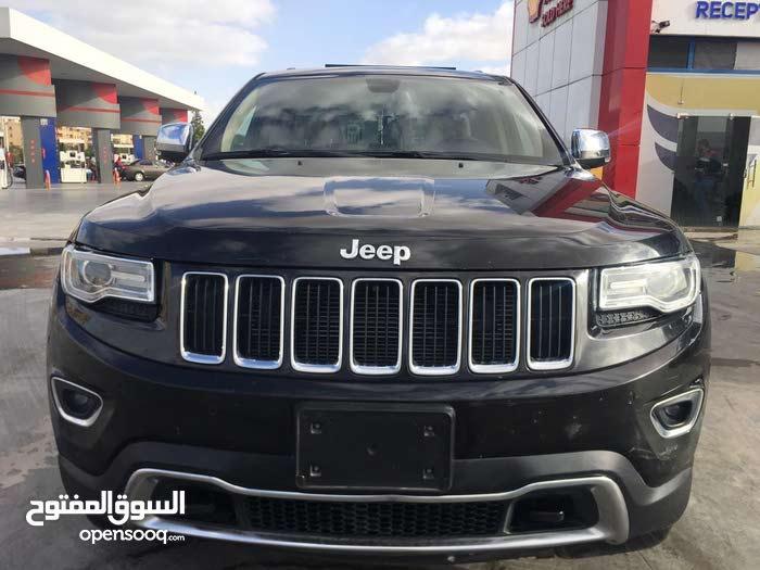 سيارات جيب جراند شيروكي للايجار في مصر