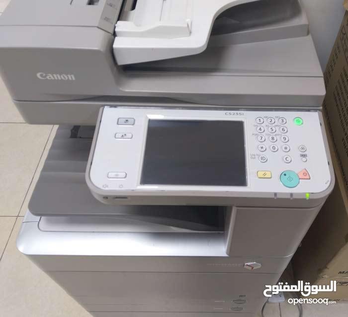 Canon c5235i  طابعة A3 & A4 ملونة متعددة الاستخدامات (Copy / Print / Scan)