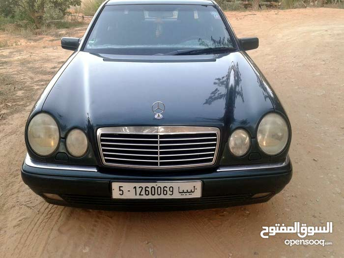 Mercedes Benz E 230 Used in Murqub