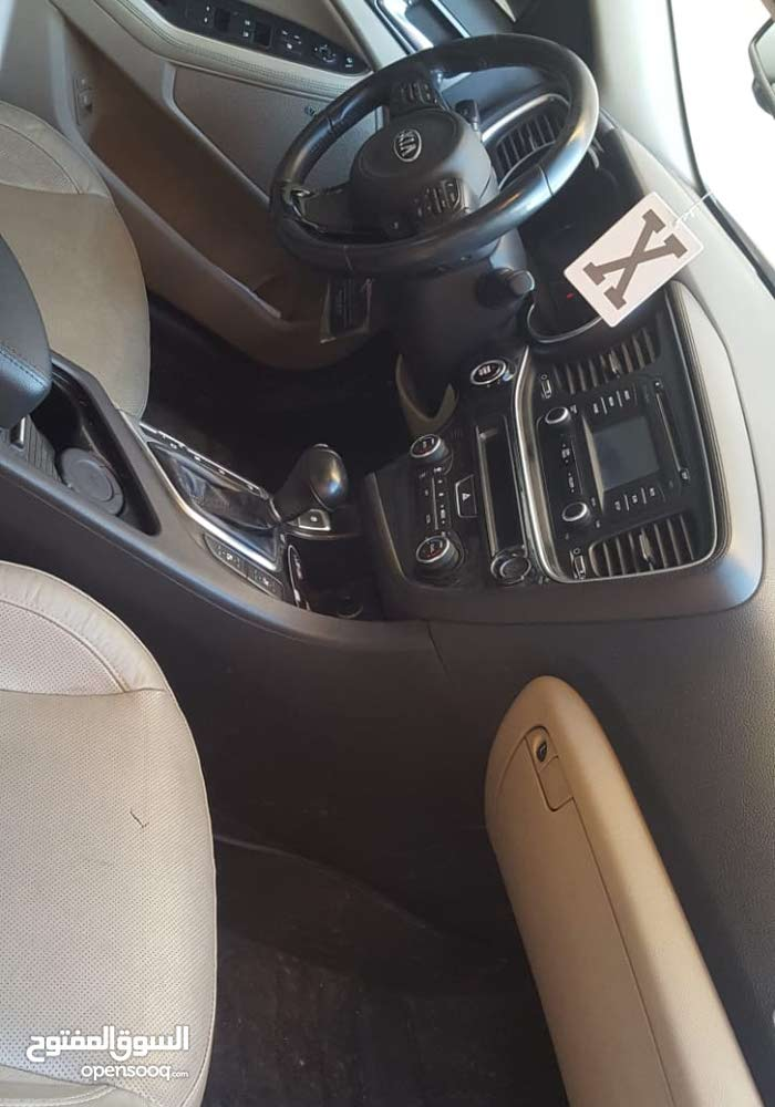 2016 New Optima with Other transmission is available for sale