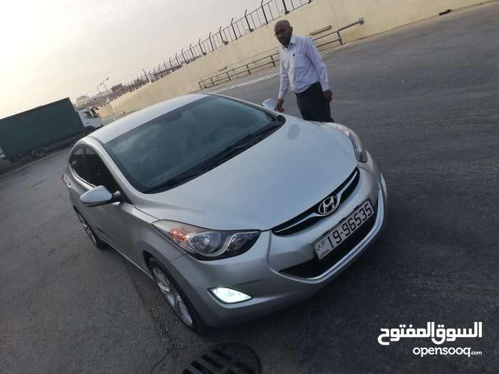 Automatic Silver Hyundai 2012 for sale