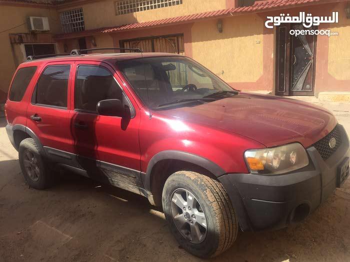 2008 Ford Escape for sale in Tripoli