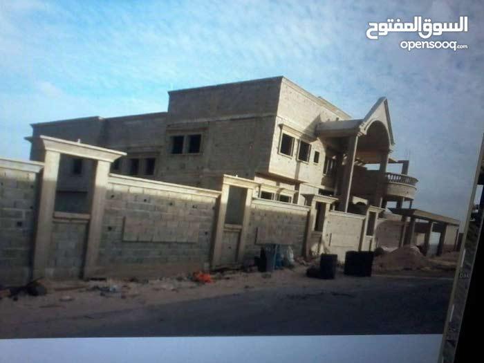 neighborhood Benghazi city - 1500 sqm house for sale