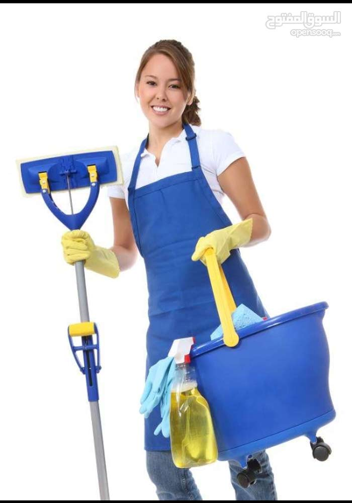 عاملات نظافة من شركة الفا