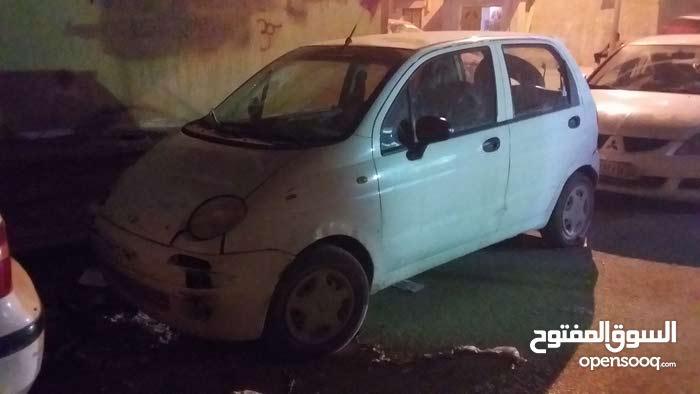 Daewoo Matiz in Benghazi