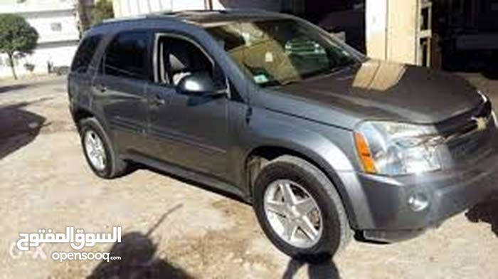 Gasoline Fuel/Power   Chevrolet Equinox 2006