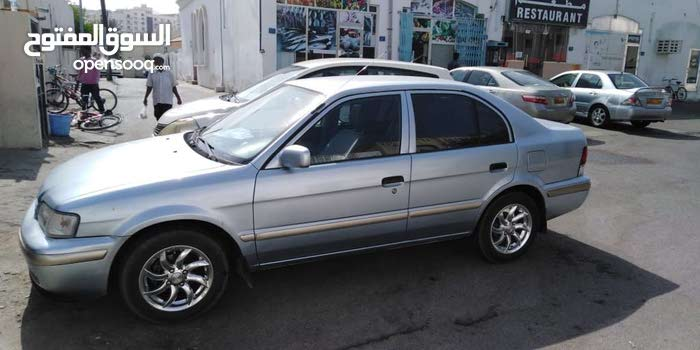 Best price! Toyota Tercel 1999 for sale
