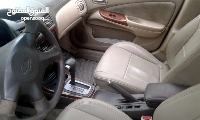 Automatic Nissan 2003 for sale - Used - Tripoli city