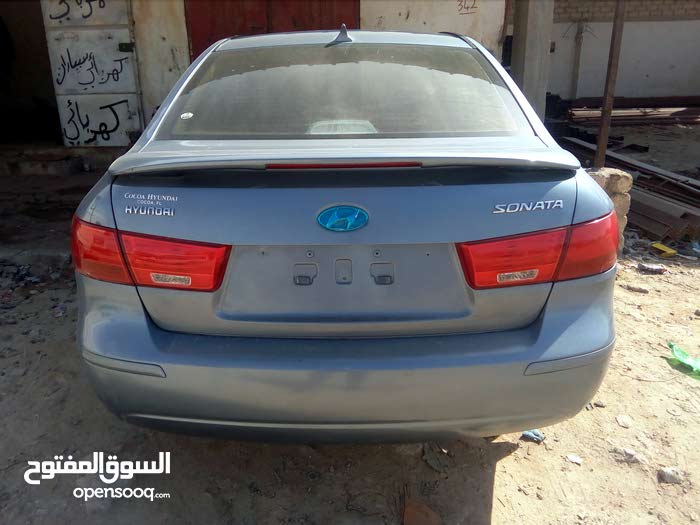 Used Hyundai Sonata for sale in Ajdabiya