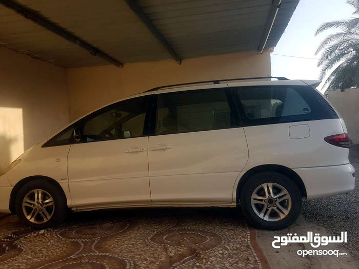2005 Used Previa with Automatic transmission is available for sale