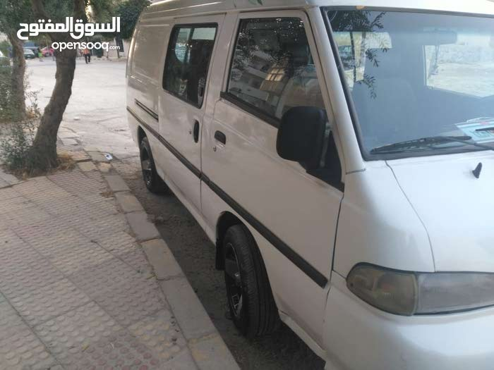Used Hyundai H100 in Amman