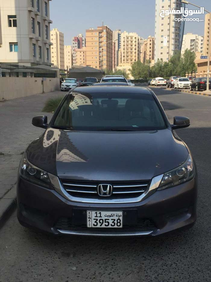 Honda Accord 4D DX 2014 in Good Condition for Immediate Sale