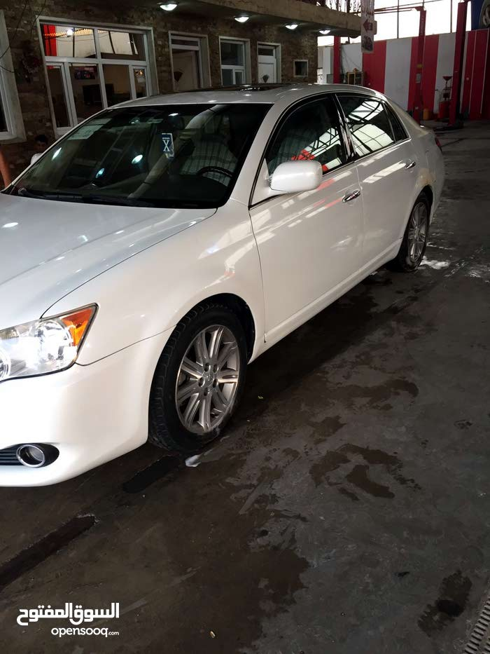 Used Toyota Avalon in Baghdad