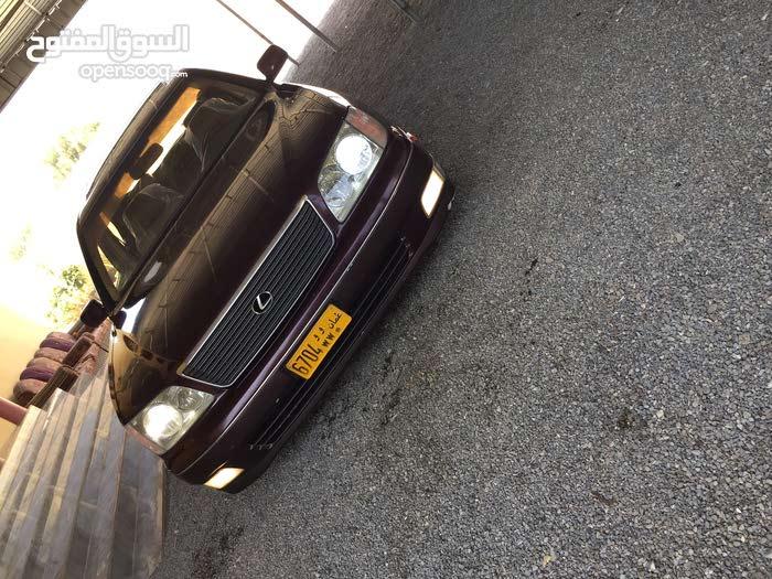 Maroon Lexus LS 2000 for sale