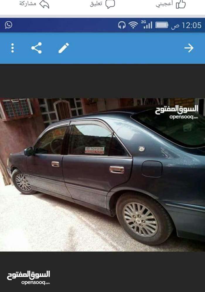Toyota Crown Used in Dhi Qar