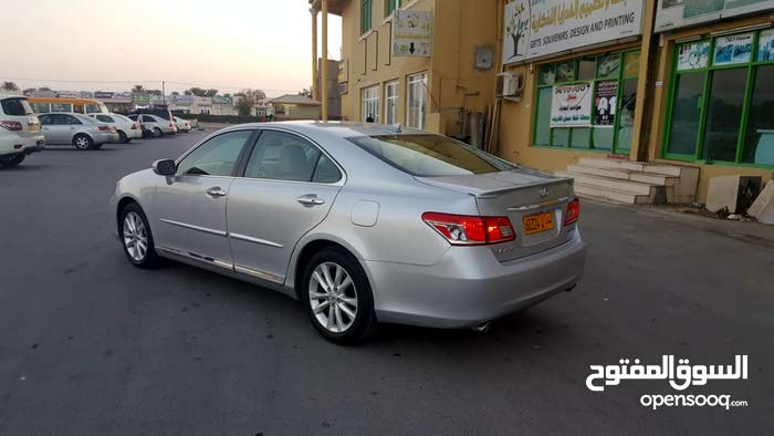 Used condition Lexus ES 2012 with 20,000 - 29,999 km mileage