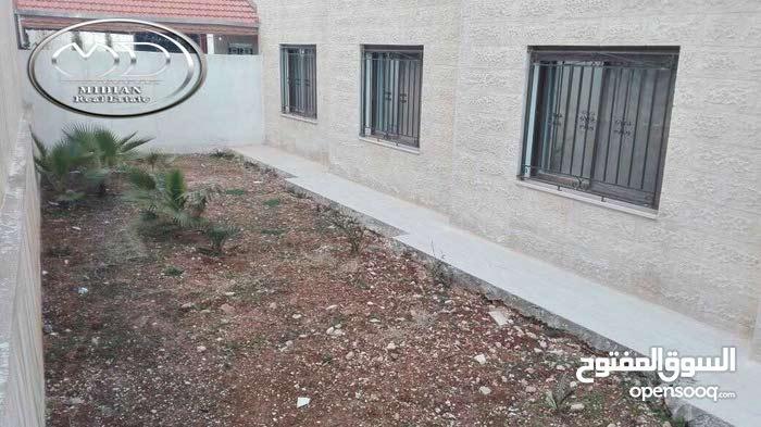 شقة للبيع في خلدا مقابل سدين شبه ارضي 140م جديدة لم تسكن