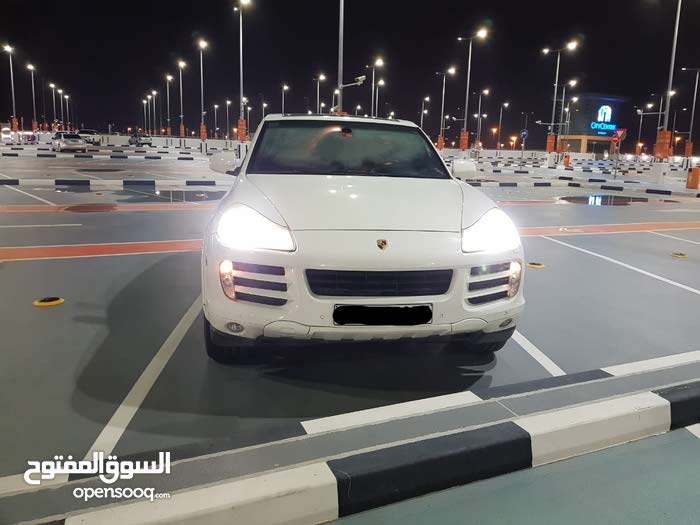 Porsche cayenne 2008 in good condition for sale