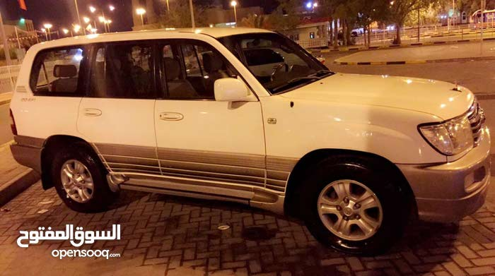 Toyota Land Cruiser 2003 - Central Governorate