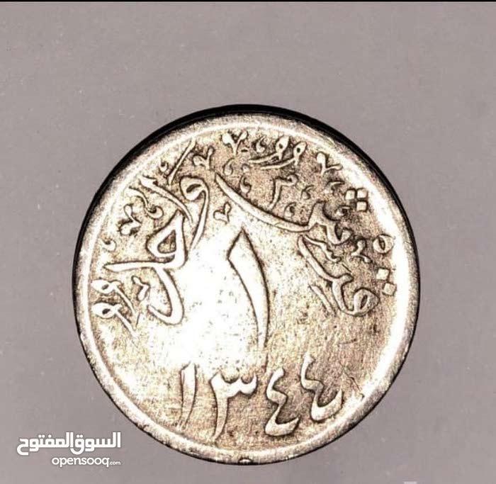 عملة نادرة من عهد الملك عبد العزيز قبل 96سنة تقريباً