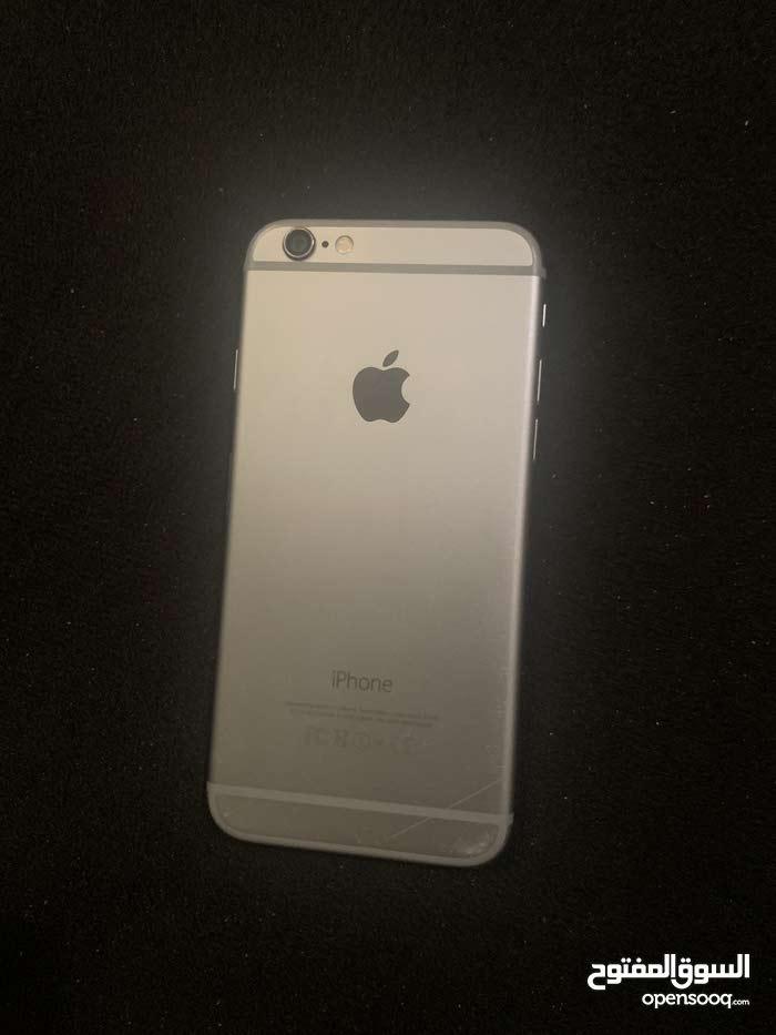 ايفون 6 نظيف لون اسود