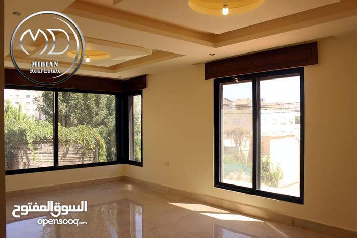 First Floor  apartment for sale with 3 rooms - Amman city Al Kursi
