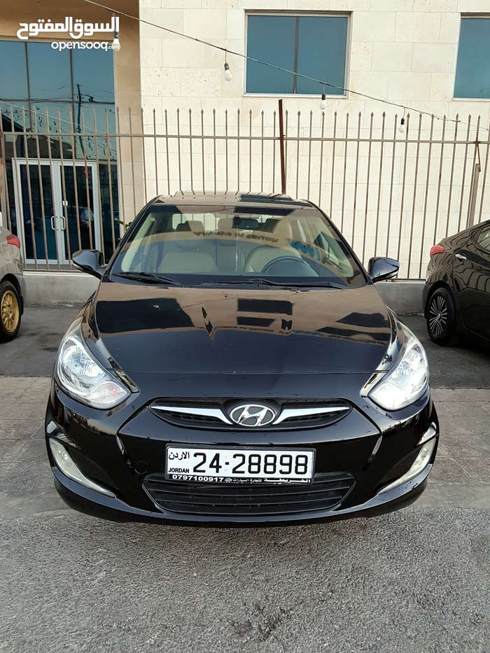 Available for sale! 1 - 9,999 km mileage Hyundai Accent 2014