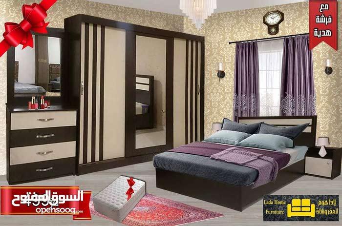 غرفة نوم والفرشة هدية 499