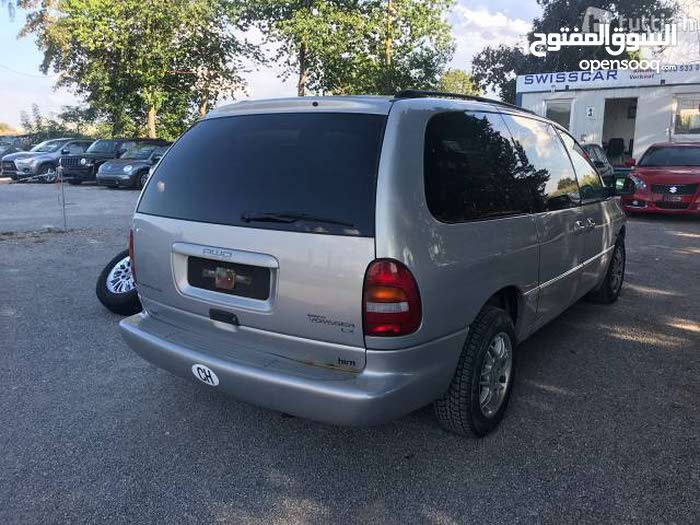 For sale 2001 Grey Grand Voyager