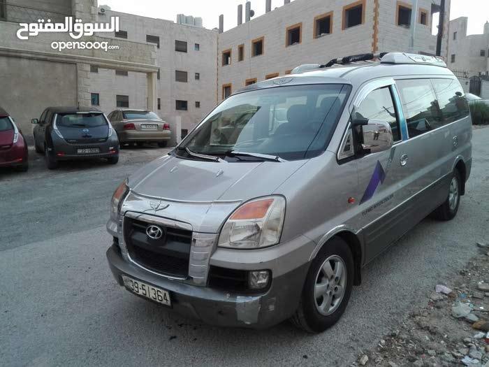 Manual Hyundai 2005 for sale - Used - Amman city