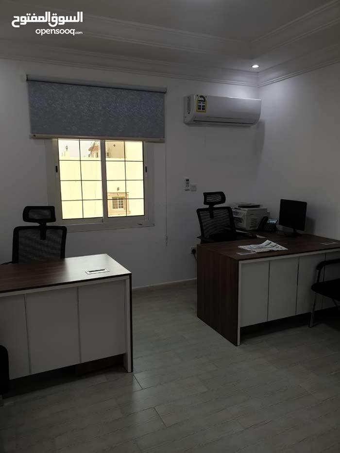 مكاتب إدارية للإيجار السنوي في حي الفيصلية