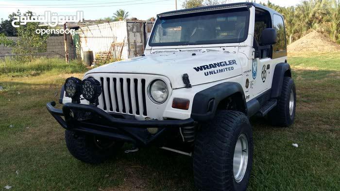 Gasoline Fuel/Power   Jeep Wrangler 2002