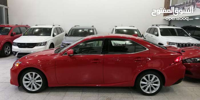 Lexus IS 2016 in Basra - Used