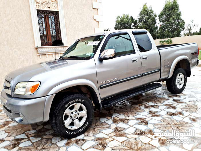 130,000 - 139,999 km Toyota Tundra 2006 for sale