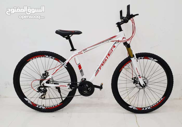 29 inch complete aluminium mountain bicycle