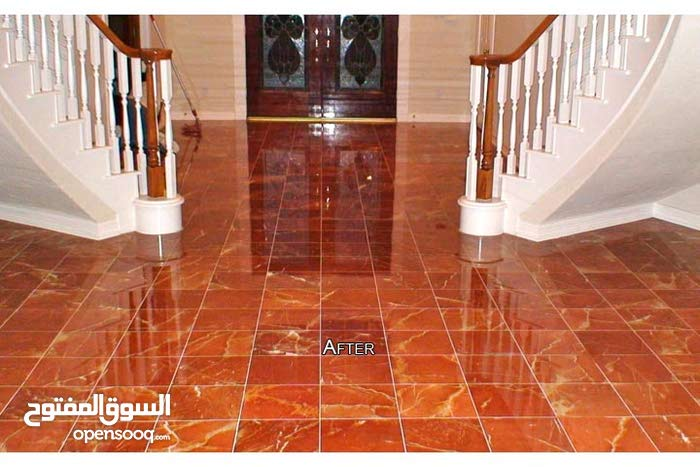 Clean Service For General Cleaning And Jelly Marble Inside Riyadh