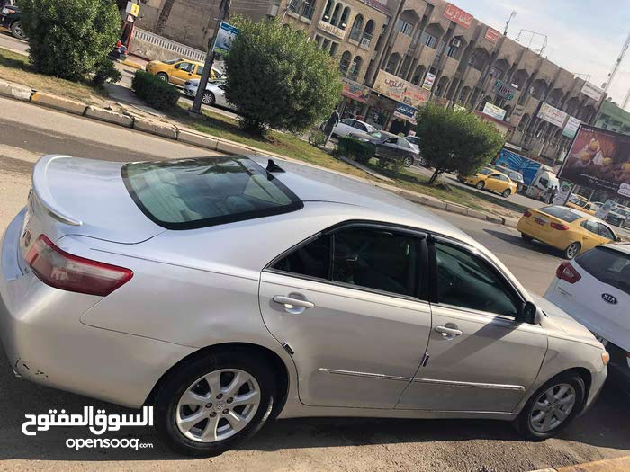Silver Toyota Camry 2008 for sale
