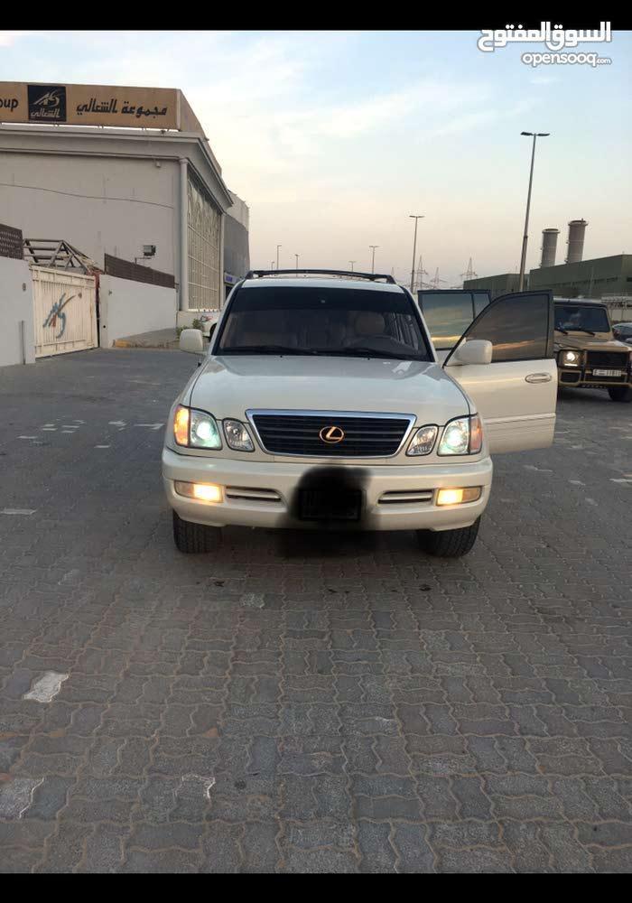 Used Lexus LX in Ajman