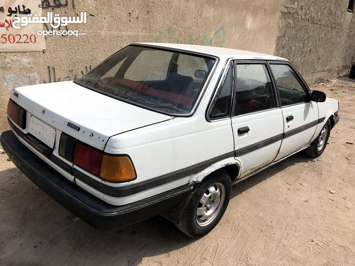 1985 Used Corona with Automatic transmission is available for sale