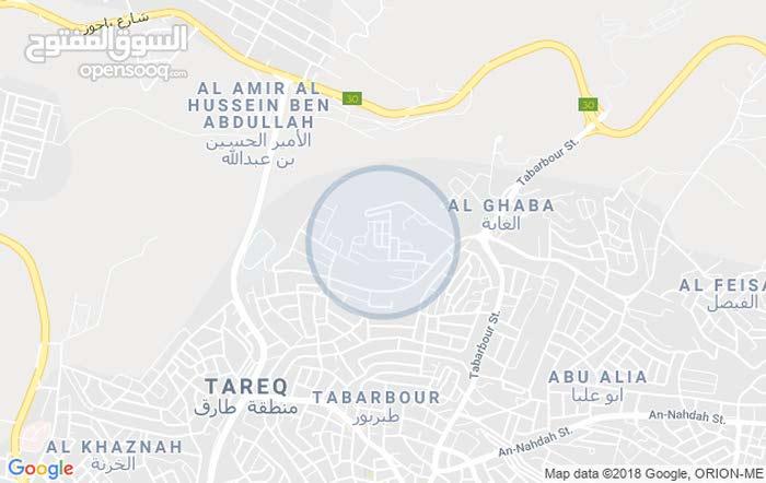شقة عضم للبيع طبربور