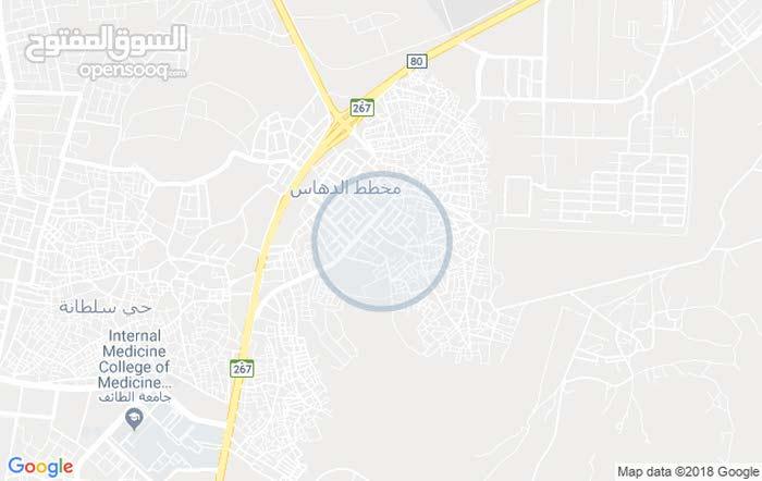 مجمع سكني للعزاب للبيع في الطائف الحويه مخطط الدهاس