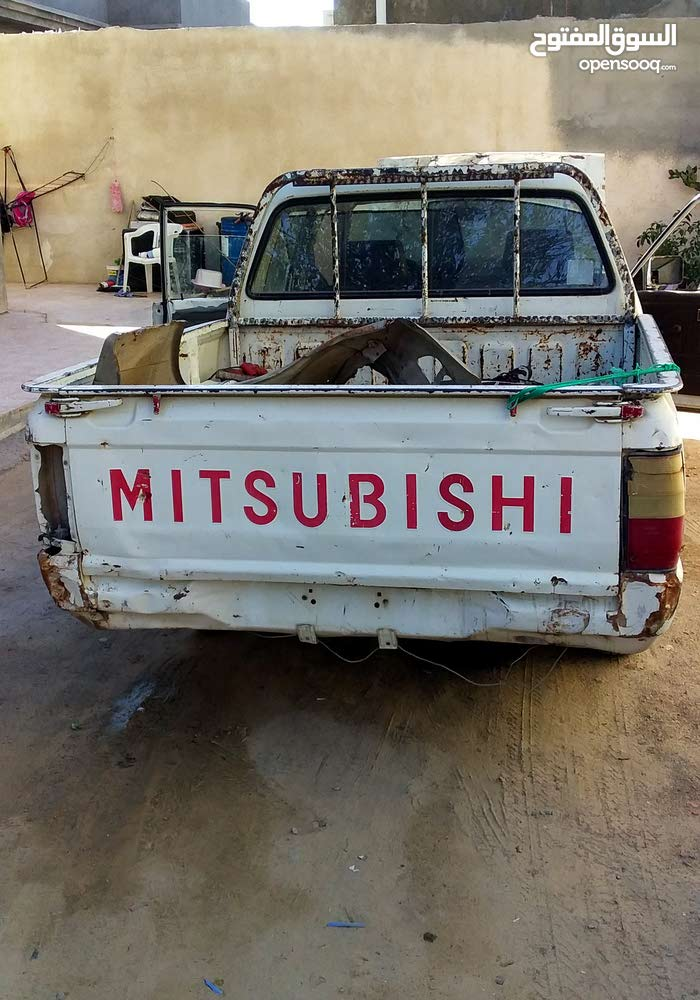 Mitsubishi L200 car is available for sale, the car is in Used condition