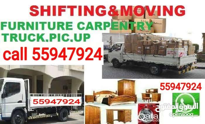 Moving shifting Carpentry