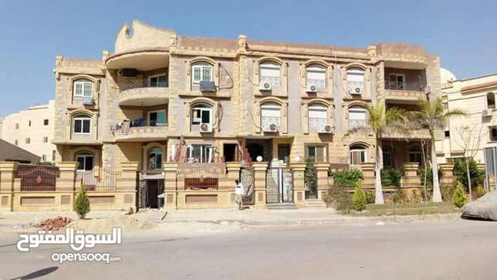 اسكن في قلب الشيخ زايد في الحي 10 شقه 147م
