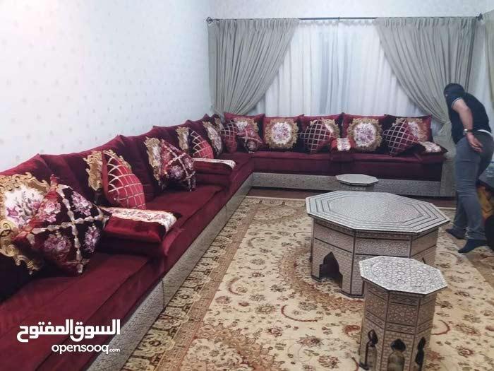 تفصيل الجلسات المغربية والخليجية والستائر بأفضل الأسعار  مع إمكانية التقسيط