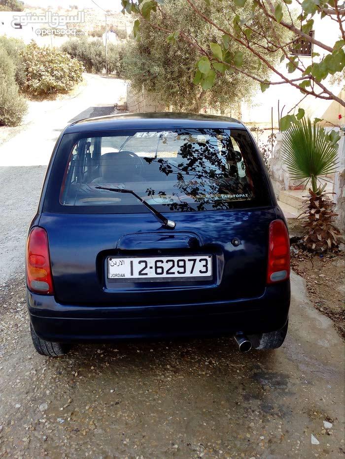 Used Daihatsu Mira in Amman